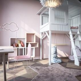 детский игровой домик фото дизайна