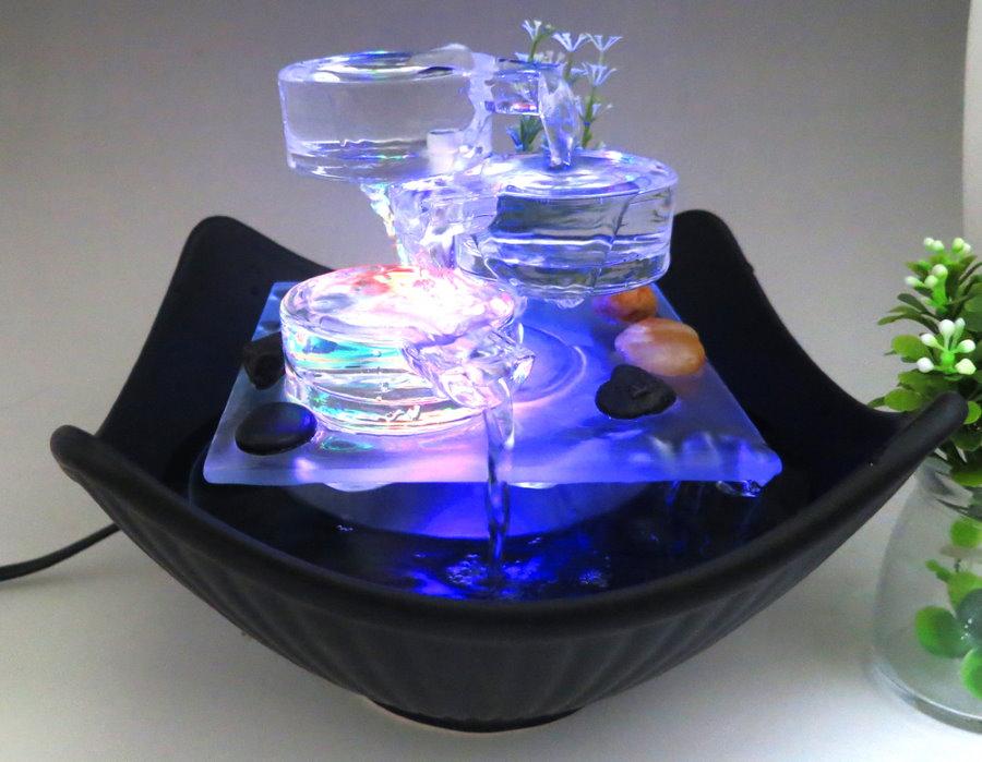 Компактная модель декоративного фонтана