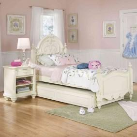 Детская мебель в деревенском стиле
