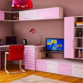 Модульная мебель в современном стиле