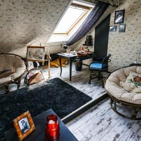 Стильный интерьер комната для мальчика-подростка