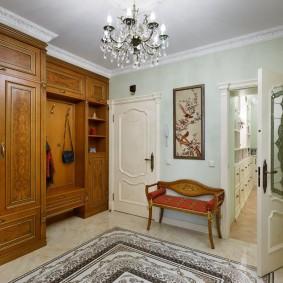 Мебель из массива в классическом стиле