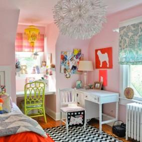 Светлая комната в загородном доме