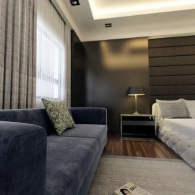 Небольшая квартира свободной планировки