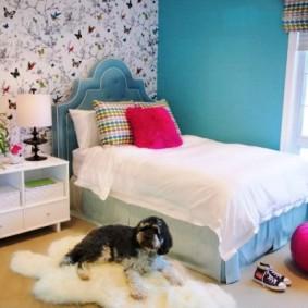 Комната для мальчика школьного возраста