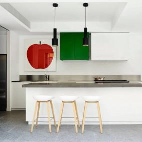 Строгая мебель в стиле минимализма