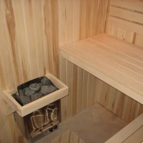 Компактная печка электрического типа