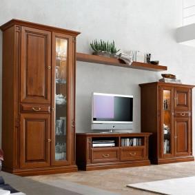 Деревянная мебель корпусного типа