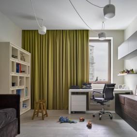 Комната для ребенка школьного возраста