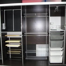 гардеробные системы в интерьере идеи дизайн
