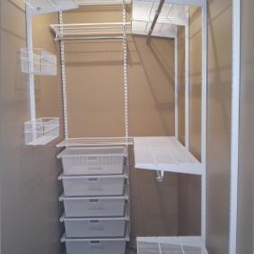 гардеробные системы в интерьере виды дизайна