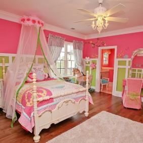 гарнитур в детской комнате фото