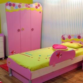 гарнитур в детской комнате фото идеи