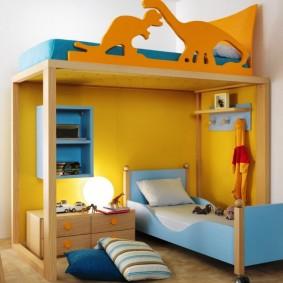 гарнитур в детской комнате идеи интерьера