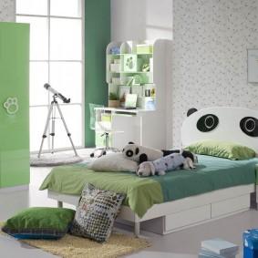 гарнитур в детской комнате фото оформления