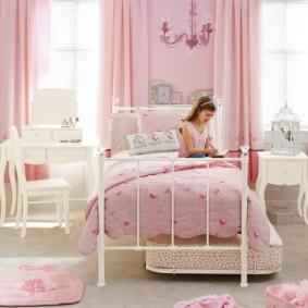 гарнитур в детской комнате идеи оформления