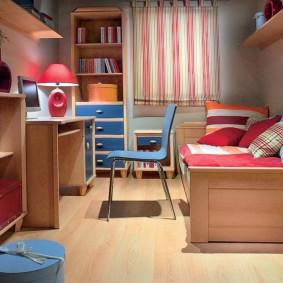 гарнитур в детской комнате фото варианты