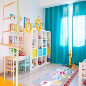 гарнитур в детской комнате фото видов