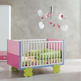 гарнитур в детской комнате виды дизайна