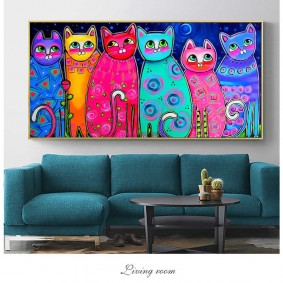 картины для детской комнаты идеи декор