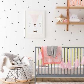 картины для детской комнаты фото варианты