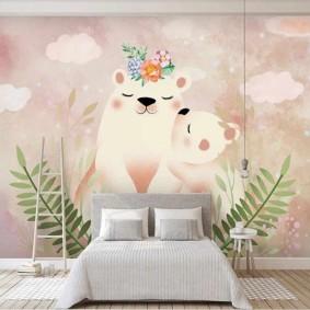 картины для детской комнаты обзор