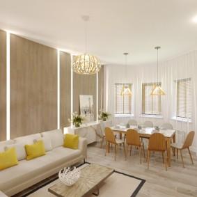 комната 16 кв м в однокомнатной квартире декор