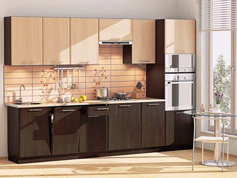 кухня 9кв м