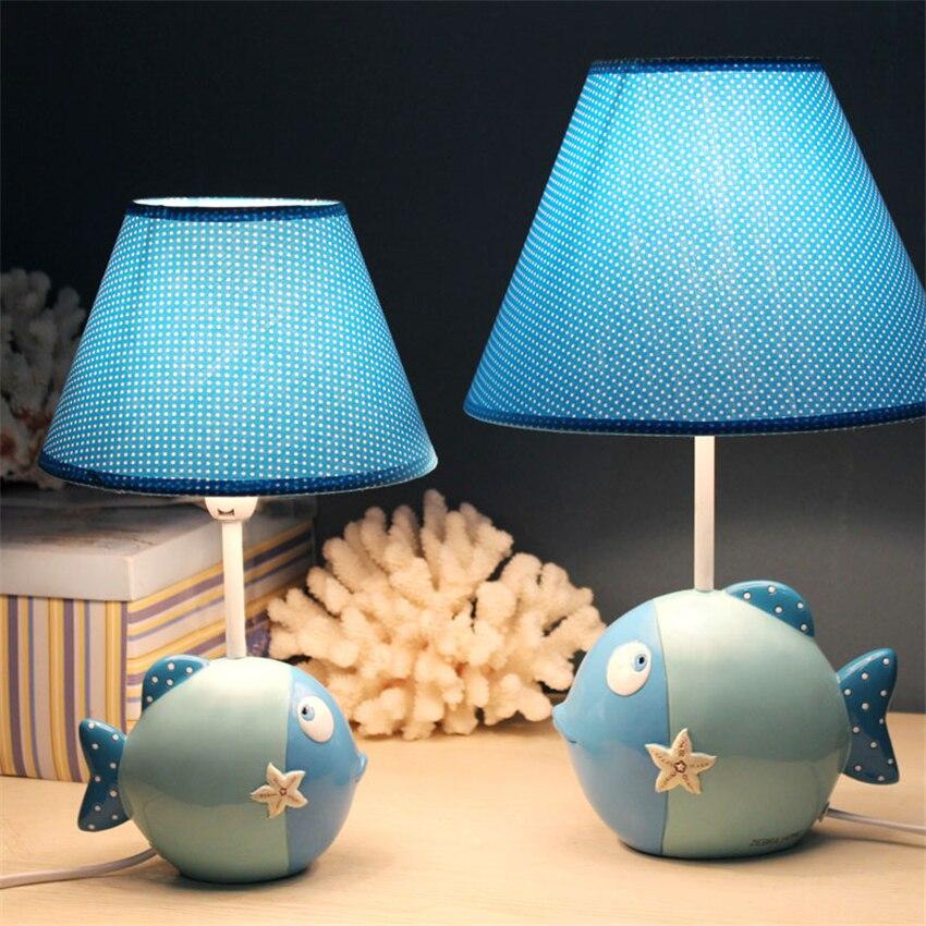 лампы рыбки