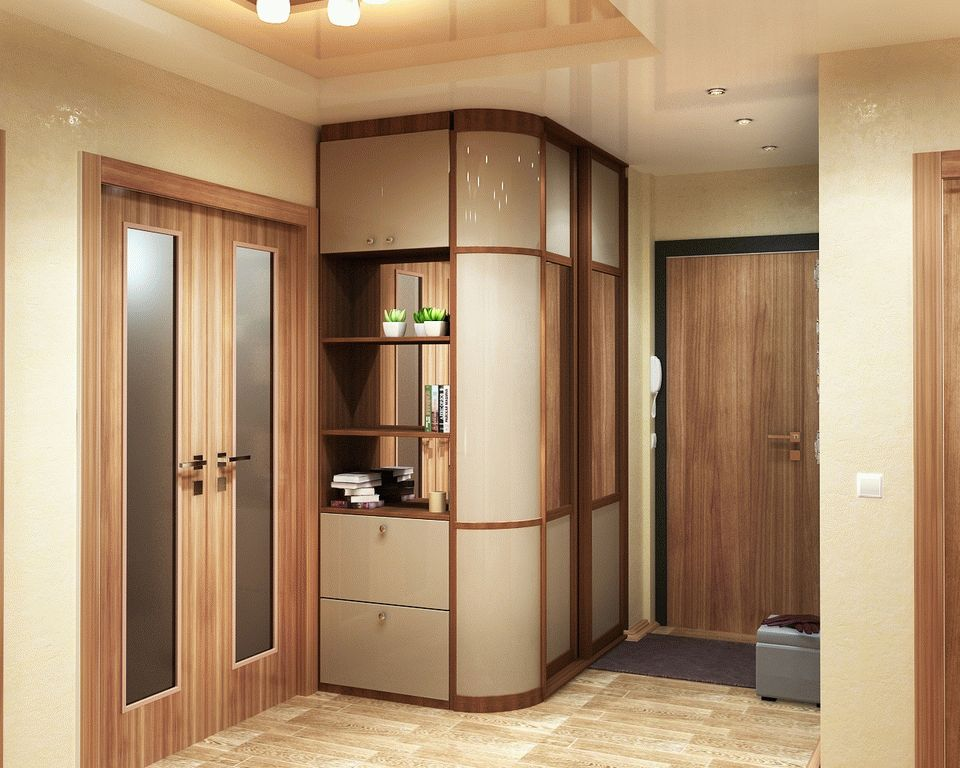 Дизайн мебели для прихожей в квартире фото аромат