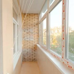 остекление балконов и лоджий дизайн идеи