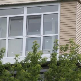 остекление балконов и лоджий идеи дизайн