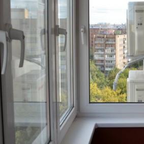 остекление балконов и лоджий фото вариантов