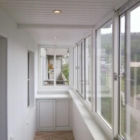 остекление балконов и лоджий идеи варианты