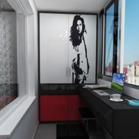 остекление балконов и лоджий фото видов