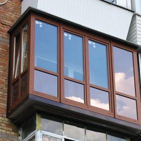 остекление балконов и лоджий виды оформления