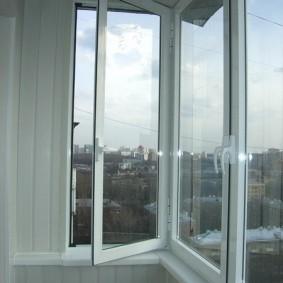 остекление балконов и лоджий в квартире фото дизайн