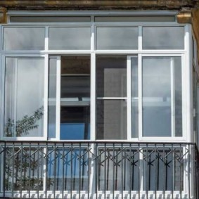 остекление балконов и лоджий в квартире фото дизайна