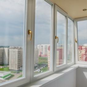 остекление балконов и лоджий в квартире дизайн идеи