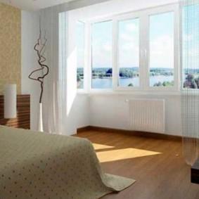 остекление балконов и лоджий в квартире фото варианты