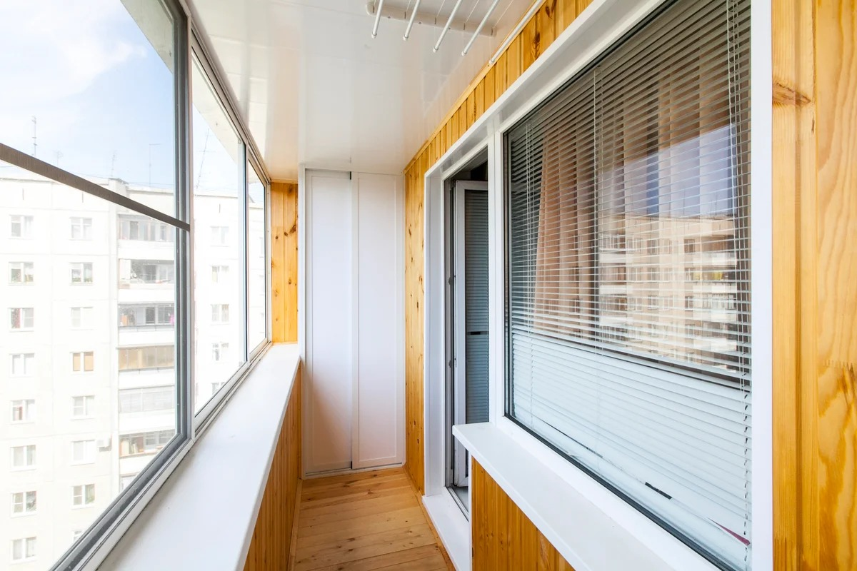 остекление балконов идеи