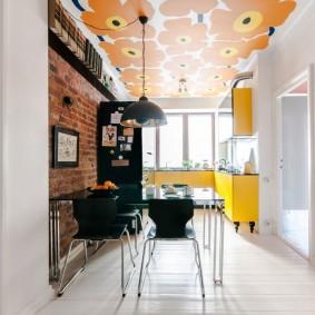 освещение для натяжных потолков идеи дизайна