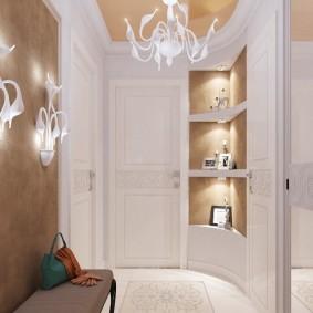 освещение для натяжных потолков идеи декора