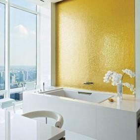 отделка пола в ванной комнате идеи декора