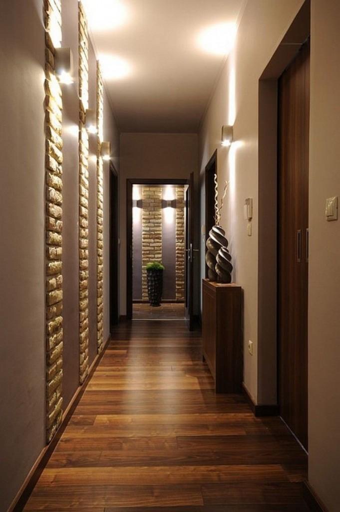 Светильники с прижатыми к стене плафонами