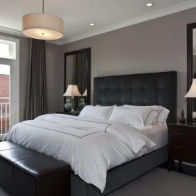 прикроватные тумбочки для спальни декор идеи
