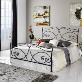 прикроватные тумбочки для спальни фото