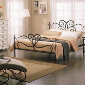 прикроватные тумбочки для спальни идеи интерьер