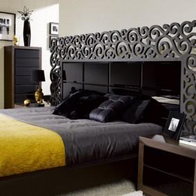 прикроватные тумбочки для спальни идеи варианты