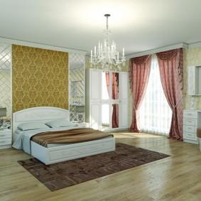 прикроватные тумбочки для спальни виды